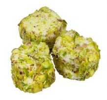 Pistachio Covered Turkish Delight 100g